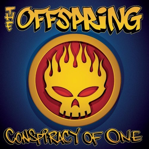 Conspiracy of One The Offspring (2000) The-offspring-conspiracy-of-one-okladka
